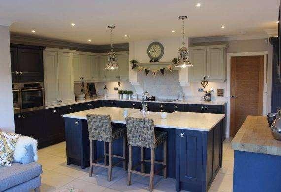 Kitchen showrooms in Derby
