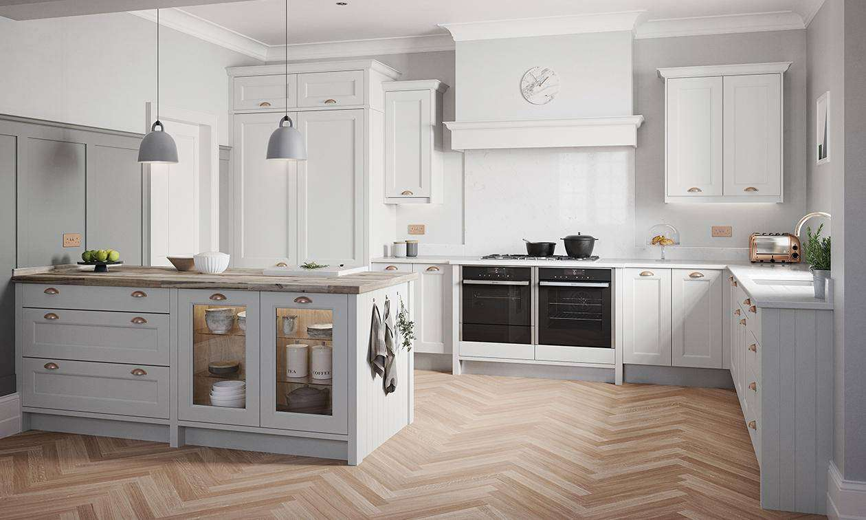 Classic Fitted Kitchens in Nottingham | Kitchen Solutions
