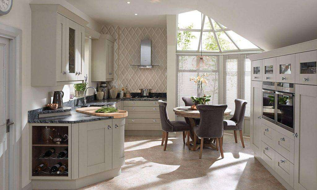Kitchen Solutions - Kitchen Designers in Nottingham