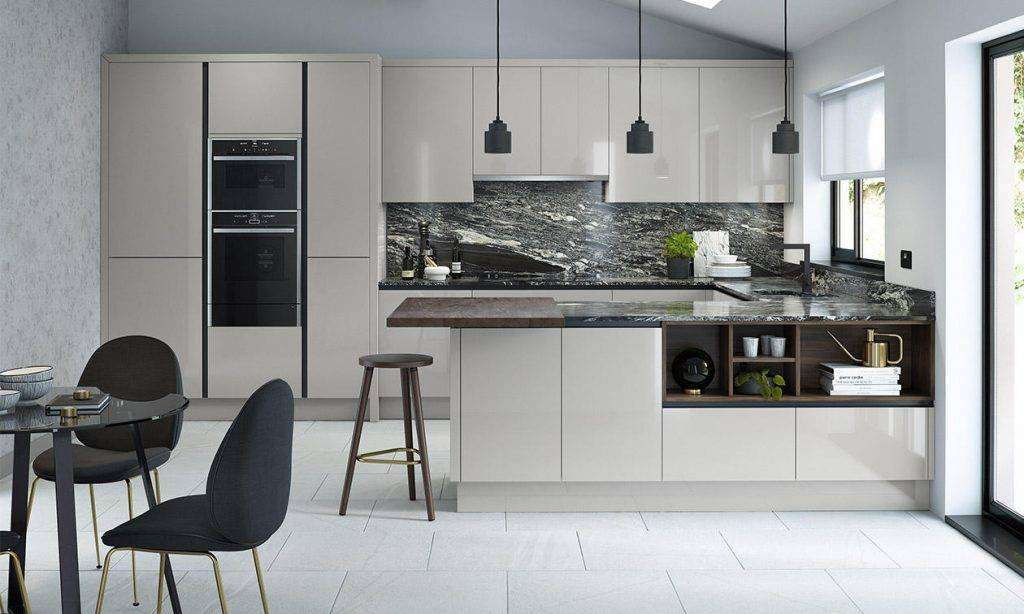 Fitted kitchens in Derby