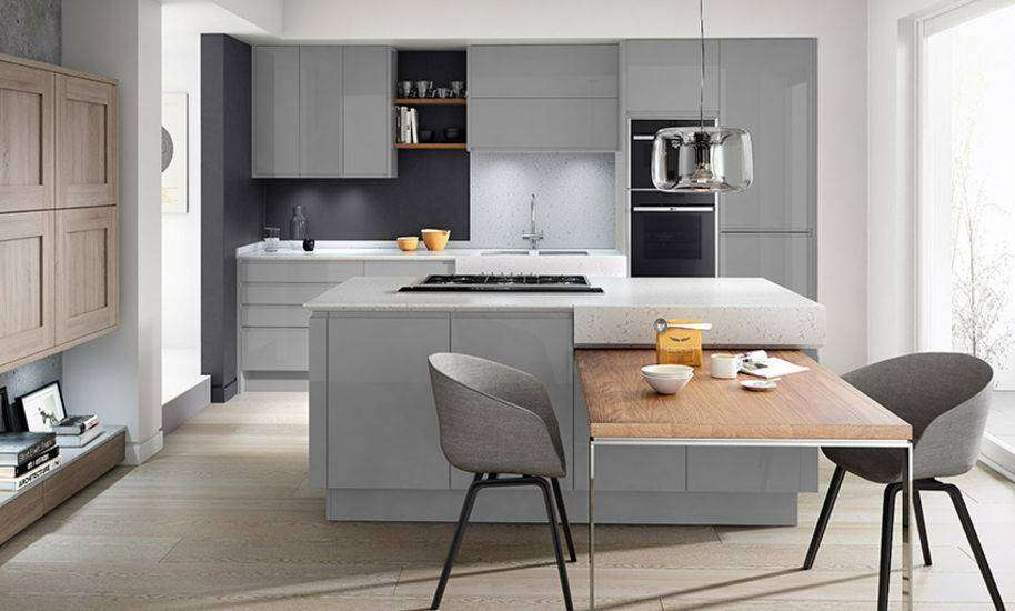 Kitchen Solutions - Contemporary Kitchens