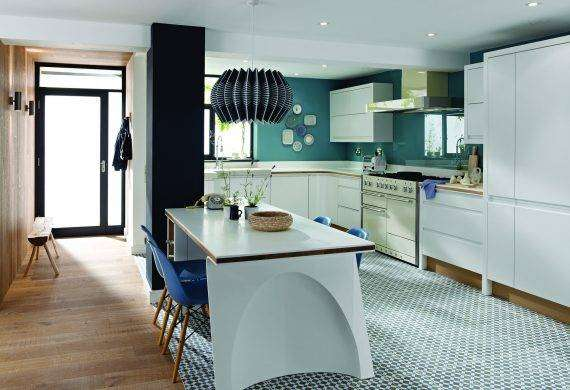 Kitchen Showroom in Nottingham