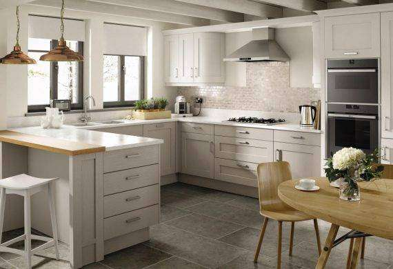 Modern Fitted Kitchens in Derby