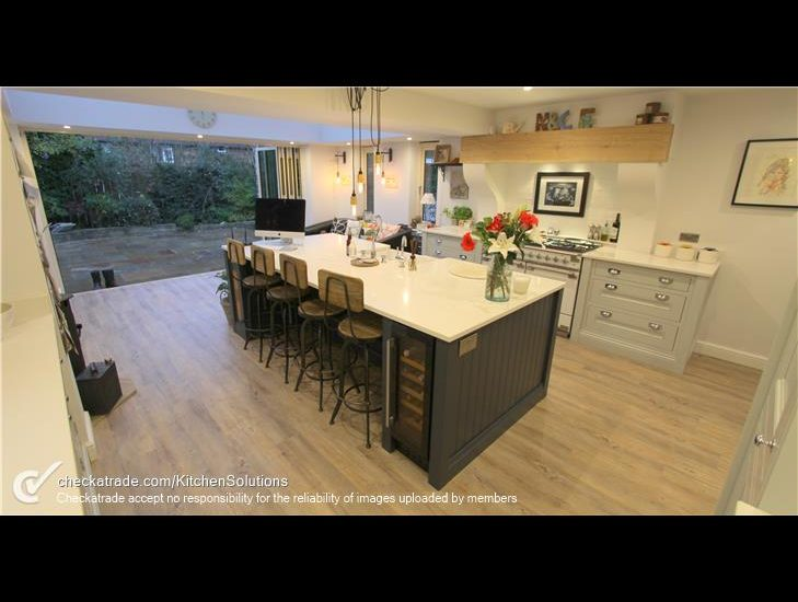 Kitchen designers in Derby